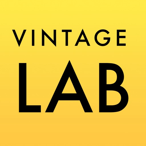 Vintage Lab - old photo effect