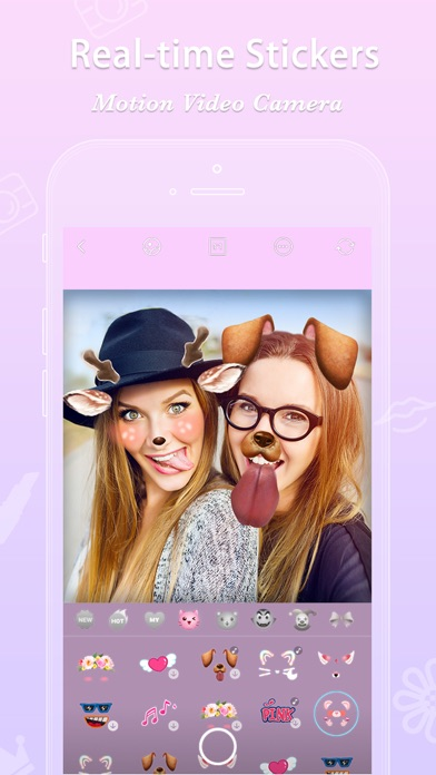 FotoRus -Camera & Photo Editor ScreenShot0