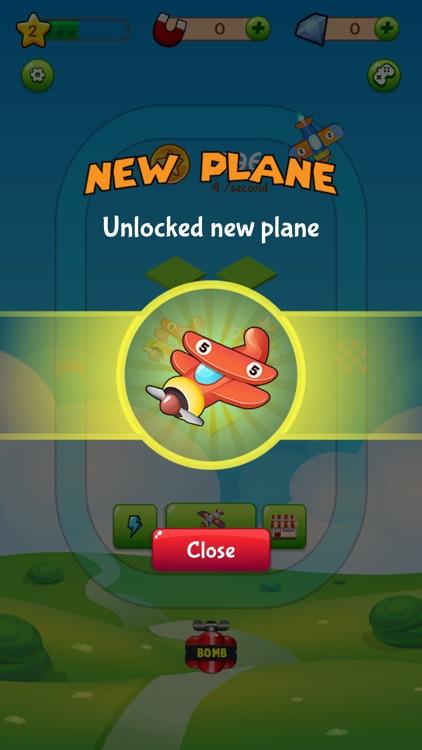 Merge Plane Tycoon