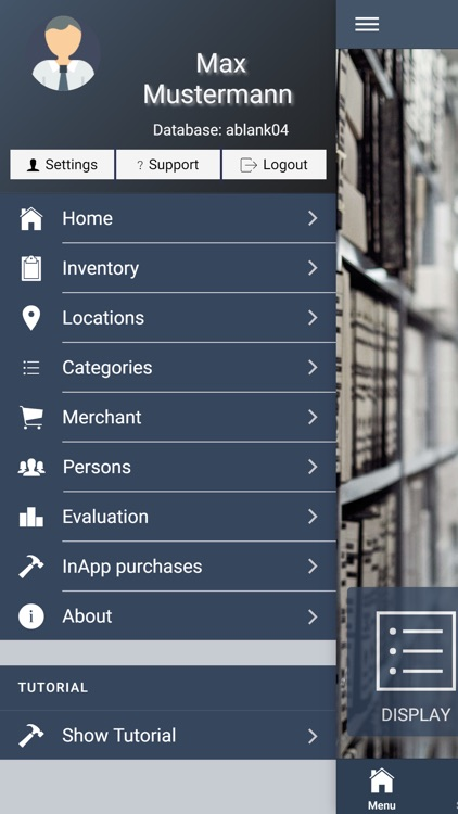 Inventar-Manager screenshot-6