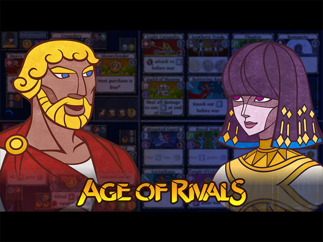 ‎Age of Rivals Screenshot