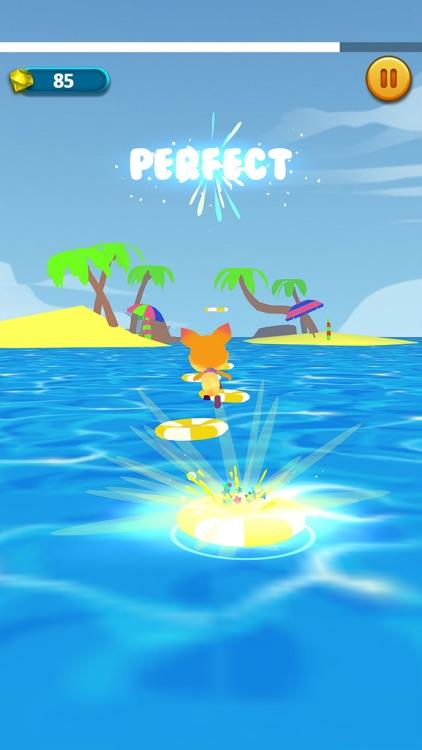 Music Bounce Hop Race screenshot-4