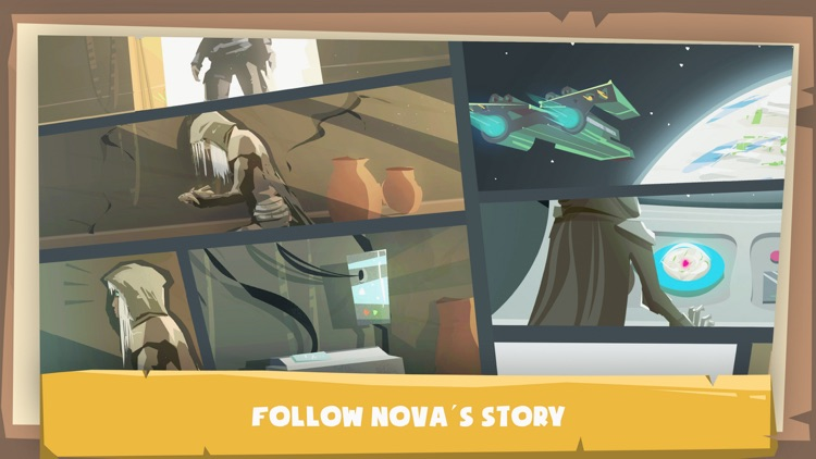 Krystopia: A Puzzle Journey screenshot-4