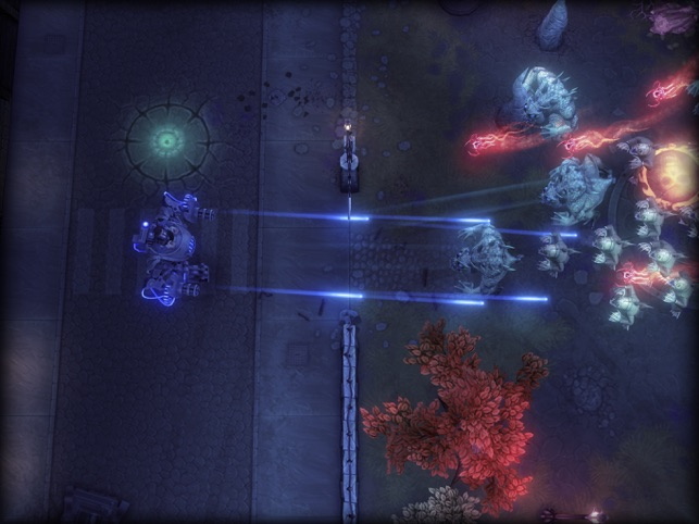 ‎Tesla vs Lovecraft Screenshot