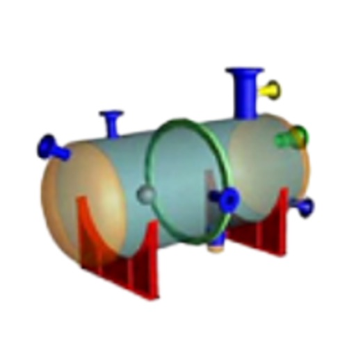 Pressure Vessel Thickness Pro icon
