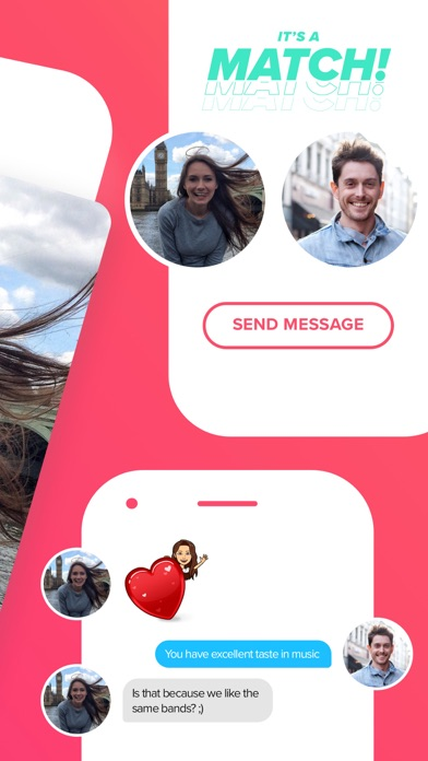 Screenshot for Tinder in South Africa App Store