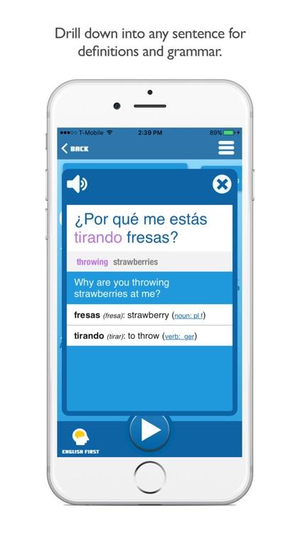 SuperCoco - Learn Spanish screenshot-3