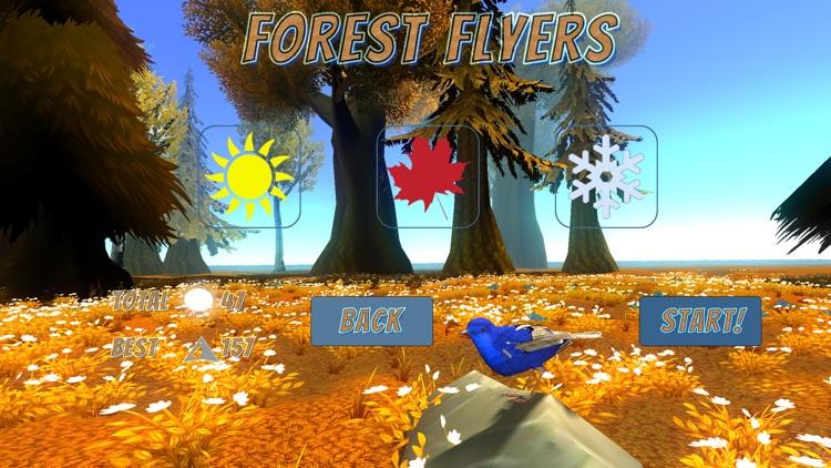 Forest Flyers screenshot-3