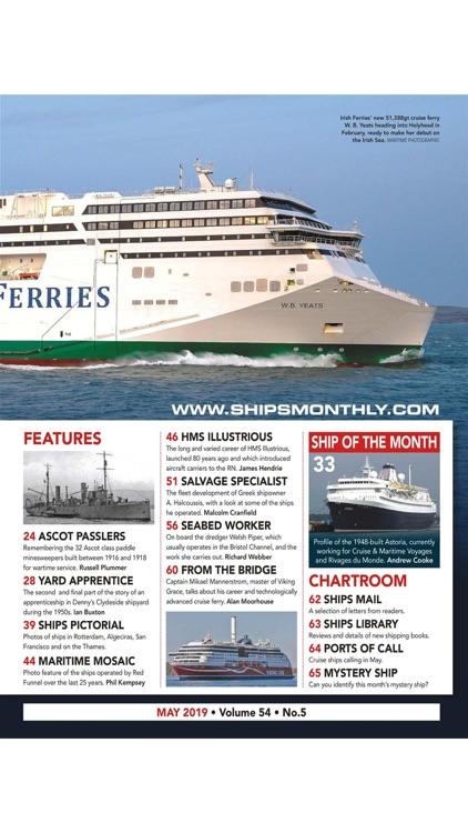 Ships Monthly Magazine screenshot-4