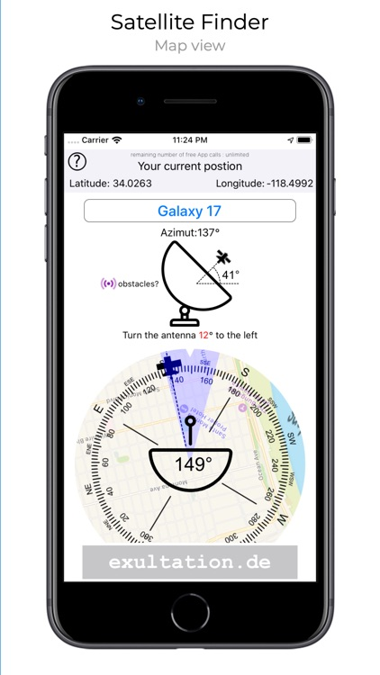 Satellite Finder (Pro)