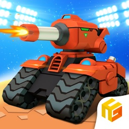 Tankr.io-Tank Realtime Battle