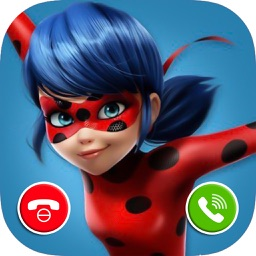 Call Miraculous Ladybug Talk