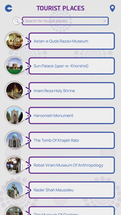 Mashhad Travel Guide screenshot 3