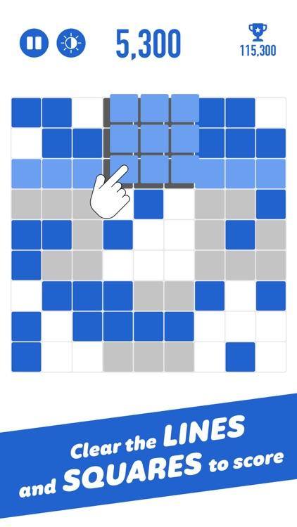 Blue 81: Sudoku block puzzle