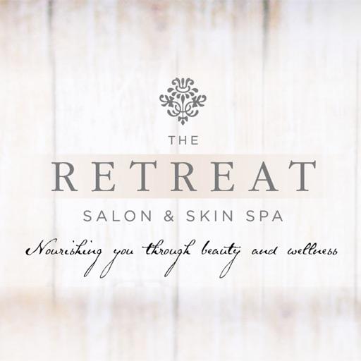 The Retreat Salon & Skin Spa app logo