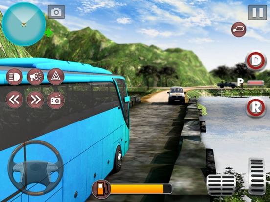 Offroad coach bus simulator screenshot 10