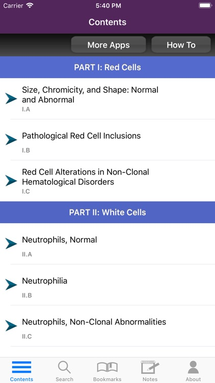 Lichtman's Atlas of Hematology screenshot-1