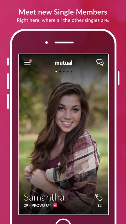 Mutual - LDS Dating
