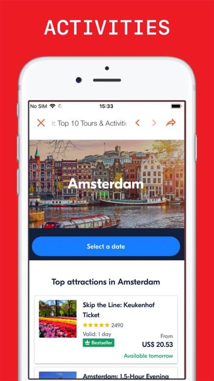 Amsterdam Travel Guide & Map . screenshot-5