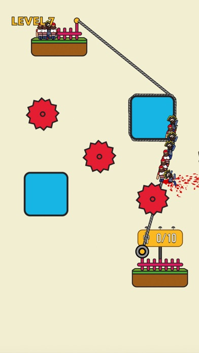 Download Rope Rescue! - Unique Puzzle per Pc