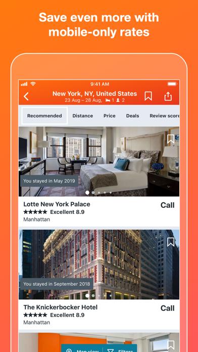 Screenshot for KAYAK Flights, Hotels & Cars. in Azerbaijan App Store