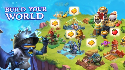 Screenshot from Monster Legends