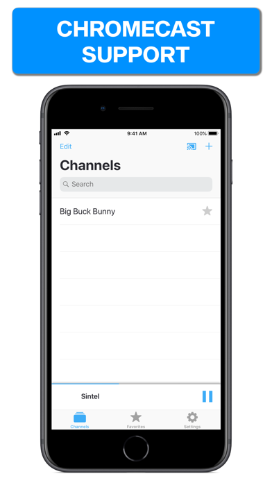 Iptv Chromecast Ios