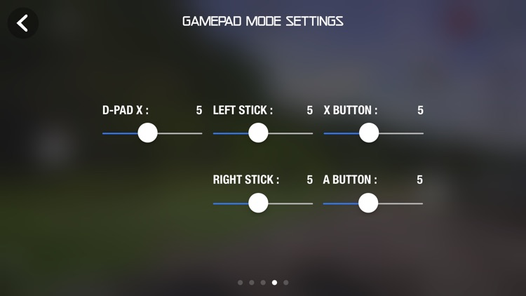 Game Controller Jumping Sumo screenshot-5