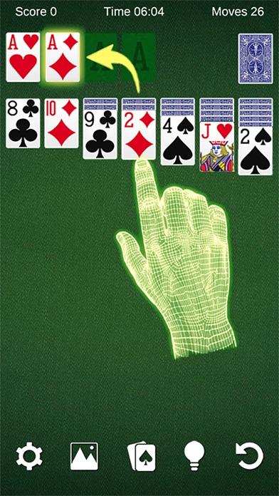 Classic Solitaire - Card Games screenshot 1