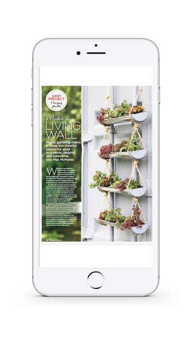 2020 Garden Answers Magazine Iphone Ipad App Download Latest