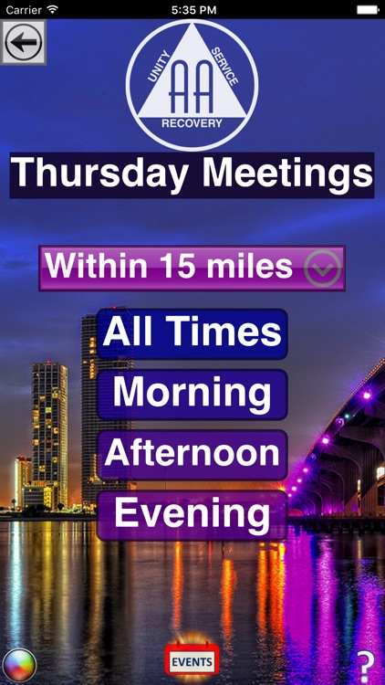South Florida AA Meetings
