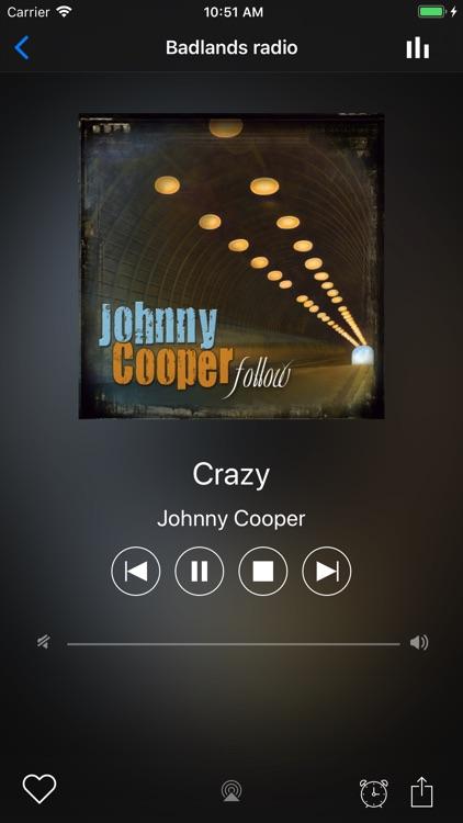 Country Radio Music Stations screenshot-4