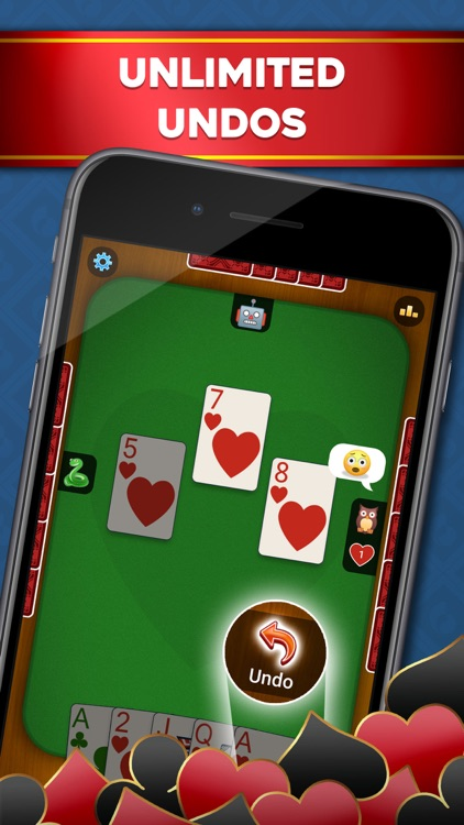 Hearts: Card Game