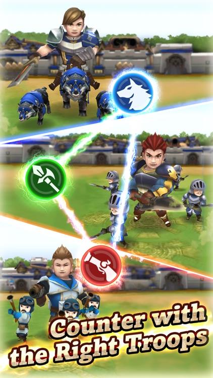 iHero Battle:Rogue Arena Game screenshot-4