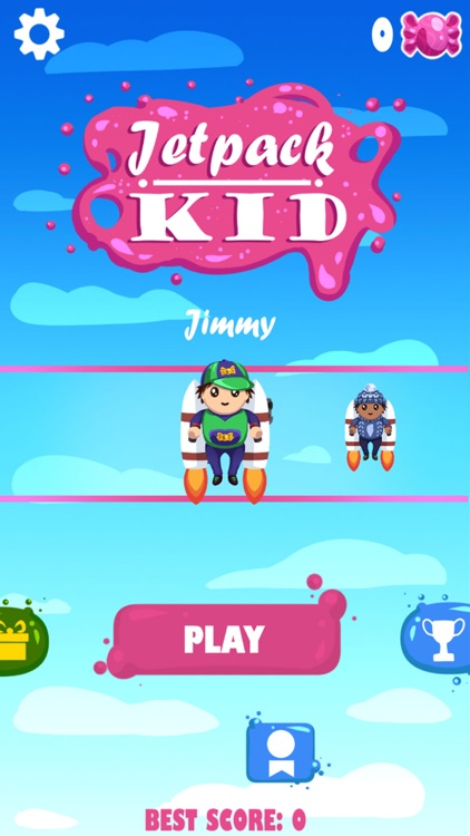 JetPack Kid joyriding screenshot-0