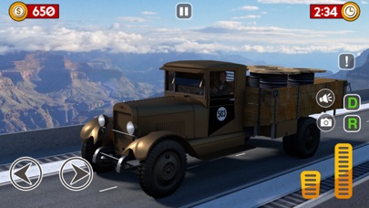 Drive Heavy Truck Simulator 3D screenshot 10