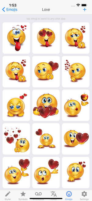 I2symbol Emoji On The App Store