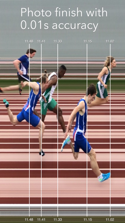 SprintTimer - Photo Finish