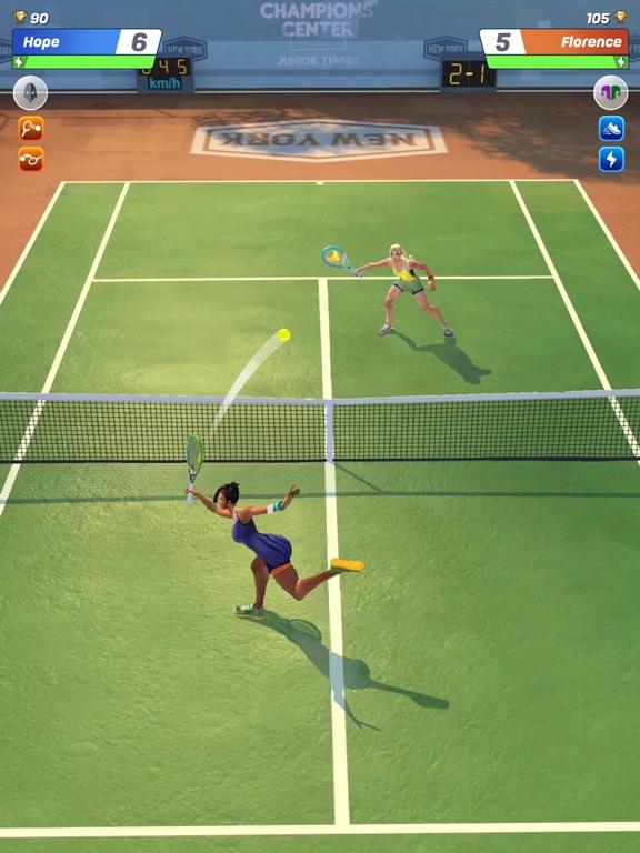 Tennis Clash:Game of Champions screenshot 8