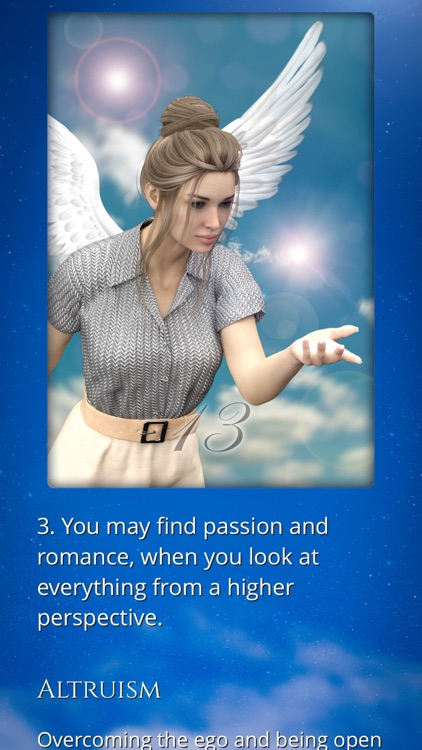 Psychic Angel Cards screenshot-3