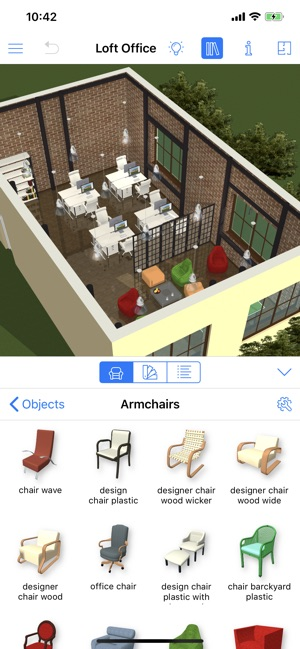 Marvelous Live Home 3D Interior Design On The App Store Download Free Architecture Designs Xaembritishbridgeorg