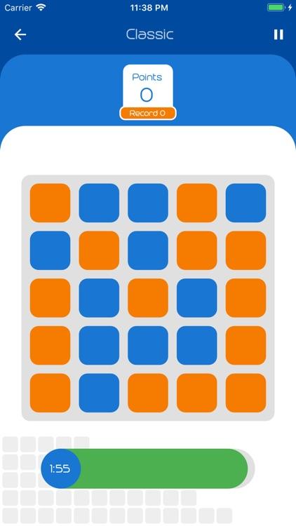 Impossiblocks - Brain Game screenshot-3