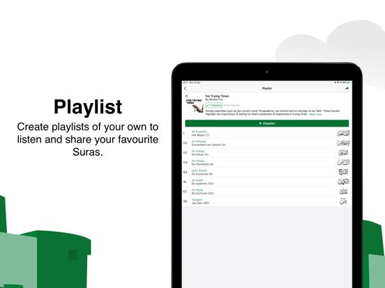 Muslim Pro: Islam Koran Athan iPad app afbeelding 6