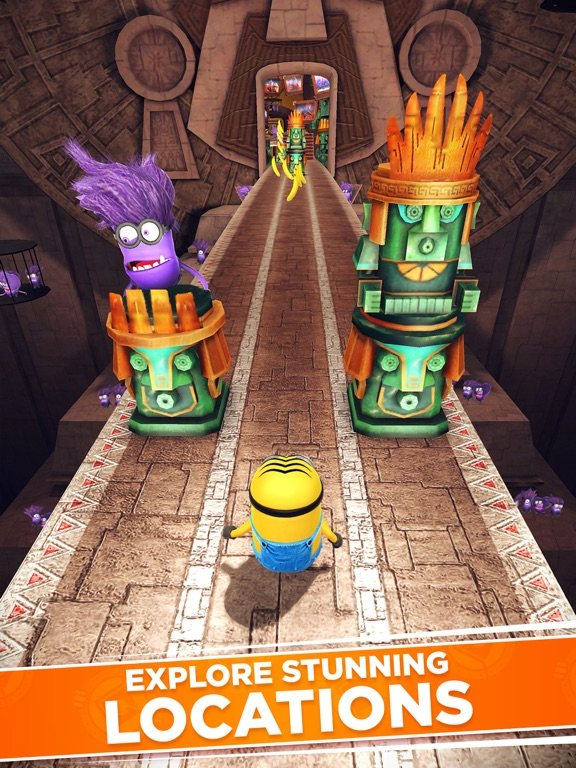 Minion Rush-ipad-4
