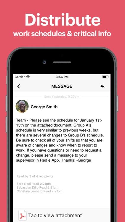 Red e App screenshot-7