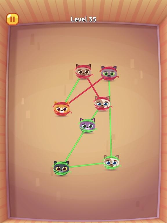 Knotty Cats screenshot 8