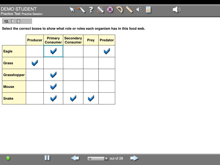 Questar Student Assessments