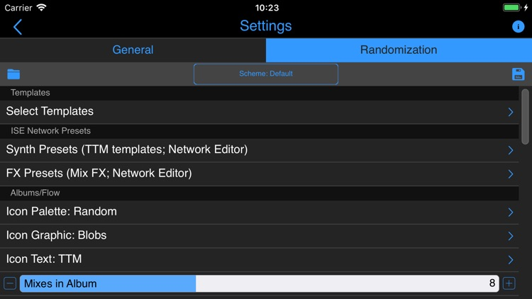 Wotja Box 19: Generative Music screenshot-8