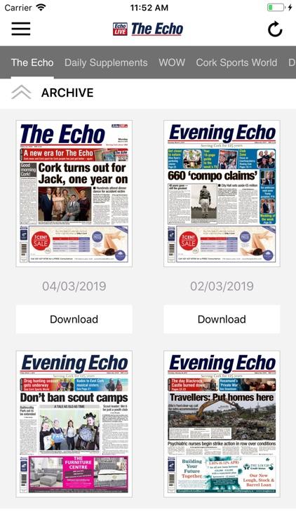 The Echo screenshot-4