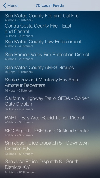 Police Scanner  screenshot-6